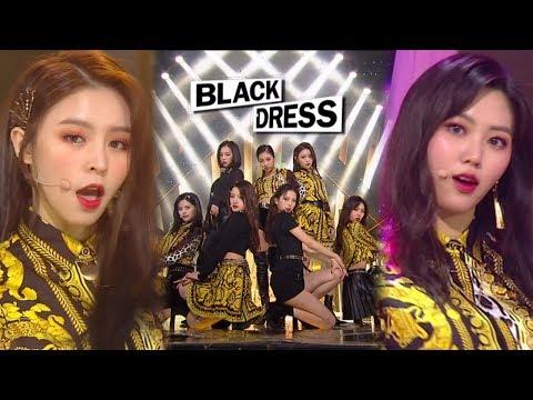 《Comeback Special》 CLC(씨엘씨) - BLACK DRESS @인기가요 Inkigayo 20180225
