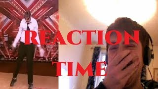 FUNNIEST TRY NOT TO LAUGH CHALLENGE - X FACTOR AUDITIONS UK VOL 2 REACTION 2019