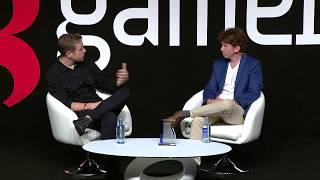 #Gamelab2018 - Todd Howard and Geoff Keighley - The path from The Elder Scrolls to Fallout 76