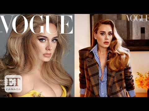 Adele Gets Candid In Rare Interview With 'Vogue'
