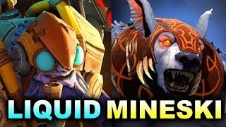 LIQUID vs MINESKI - WHAT A SEMI-FINAL! - SL i-League 4 DOTA 2