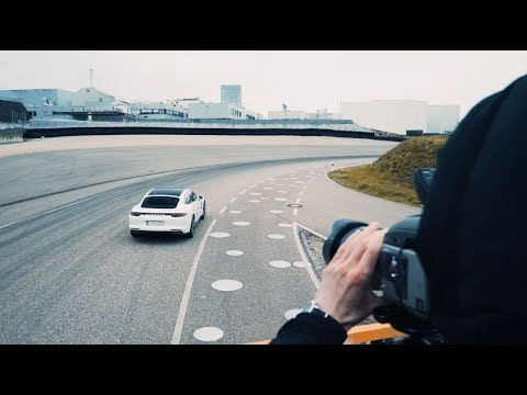 The Porsche Calendar 2018 ? Making of