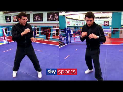 How to Feint | Carl Froch Masterclass | Boxing for Beginners