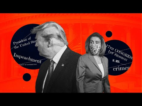 Live: Trump Impeachment Vote In The House After Capitol Riots | NBC News