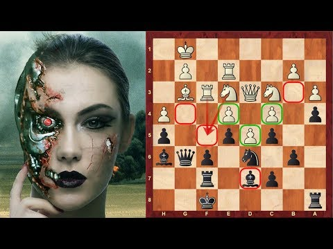 Chess Engines: Outrageous Artificial Intelligence:DeepMind's AlphaZero crushes Stockfish - Game 2