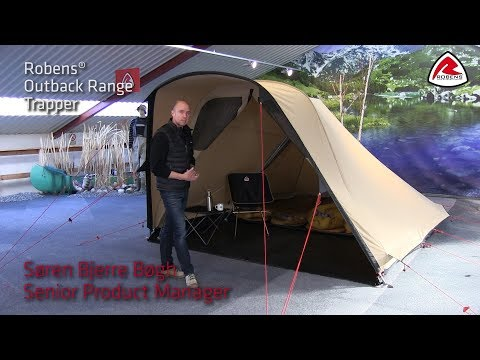 Trapper Tent | Pure Outdoor Passion