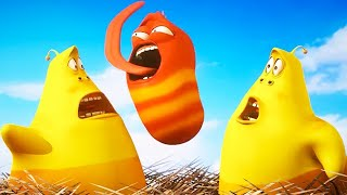 LARVA | DOUBLE TROUBLE | 2019 Cartoon | Cartoons For Children | WildBrain Cartoons