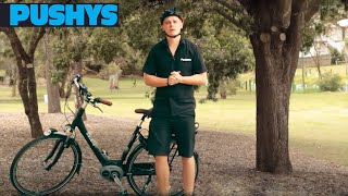Gazelle Bikes 2015