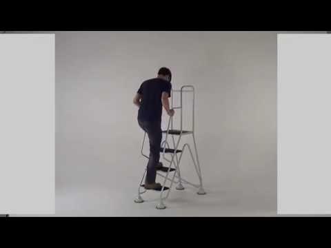 Easy Glide Mobile Steps