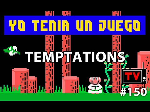 Yo Tenía Un Juego TV #150 - Temptations (MSX)