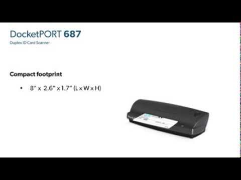 DocketPORT 687