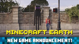 Minecraft Earth Reveal Trailer preview image