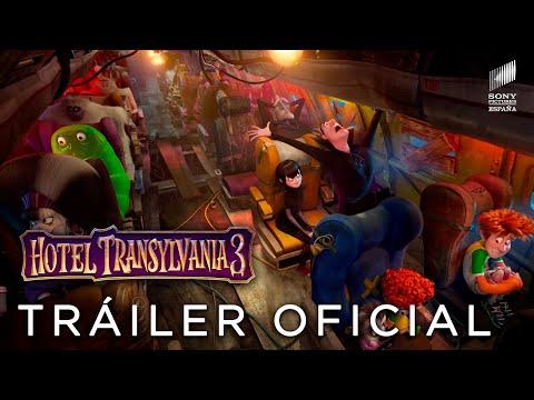 Hotel Transilvania 3- Aerolineas Gremlin- Trailer  Oficial 2