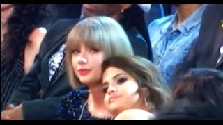 Cutest Taylor Swift & Selena Gomez BFF Moments! (GRAMMYS 2016)