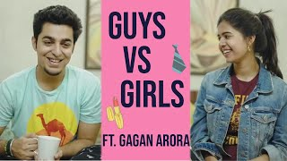 Getting Ready Girl V/s Boy ft Gagan Arora   Sejal Kumar