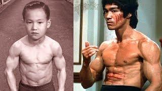 លី សៀវឡុង ចាប់ពីអាយុ 1 ដល់ 32 ឆ្នាំ - កំពូលតារាភាពយន្តល្បី Bruce Lee