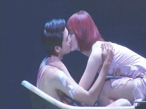 [HD] 박형식 뮤지컬 보니앤클라이드 프레스콜 ZE:A 朴炯植 Park Hyung-sik BONNIE & CLYDE