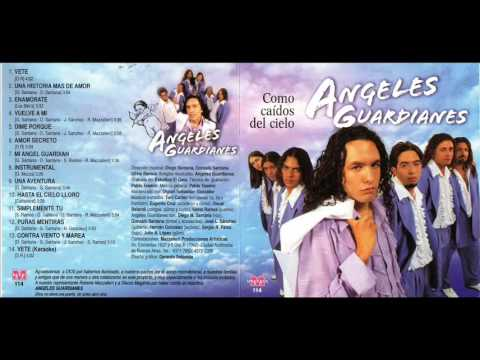 Angeles Guardianes Estilo Angeles Azules CD Entero