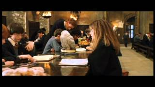 Harry Potter and the Philosopher's Stone deleted scene - Hermione v.s. Ron (HD)