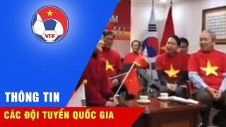 Phu nhân của HLV Park Hang Seo nhắn nhủ U23 Việt Nam hãy chơi hết mình ở trận Chung kết U23 Châu Á