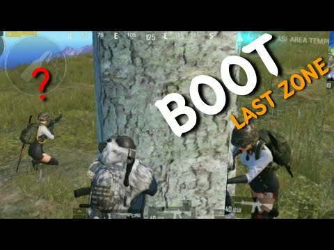 #pubgmobile #game2020 #pubgfunny                                 Kacangin BOOT di circle terakhir!!!