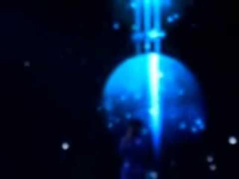 JJ Lin 林俊杰 Singapore Timeline Concert World Tour 09.11.13 不存在的情人 Non-existent
