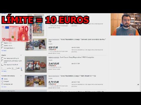 DESAFÍO - 10€ PARA COMPRAR EN EBAY LO QUE MÁS ME LLAME LA ATENCIÓN