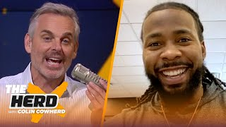 Bills' Josh Norman says Buffalo is fired up to face Chiefs in AFC Championship | NFL | THE HERD