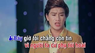 Karaoke - cho vừa lòng em - Dương Sang & Diễm Thùy