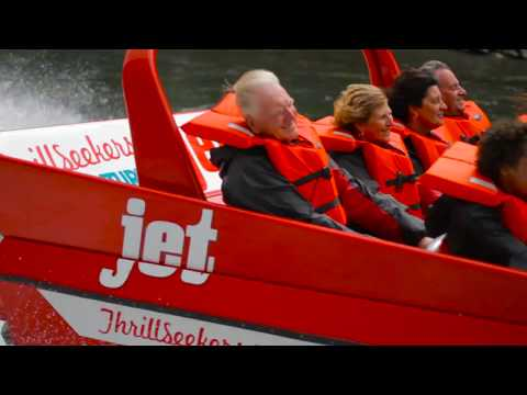 video Hanmer Springs Jetboat