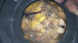 Cách nấu món đông thịt gà ngọt ngon mát!