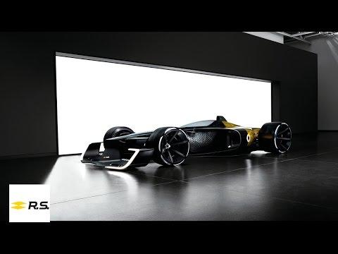 Renault R.S. 2027 Vision I Renault Sport