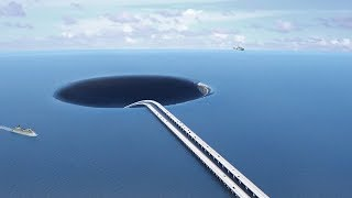 What If We Dig a Tunnel Under the Ocean?