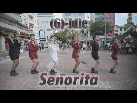 1THEK DANCE COVER CONTEST - KPOP IN PUBLIC CHALLENGE -  (G)I-DLE - Senorita - DANCE COVER by BEAT U