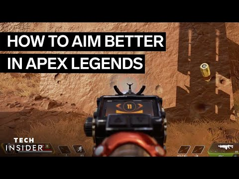 How To Aim Better In Apex Legends