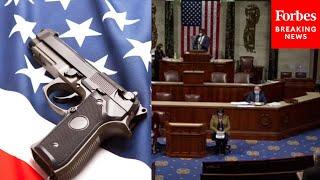 One-by-one, House Republicans lambast Democrats' gun control bill