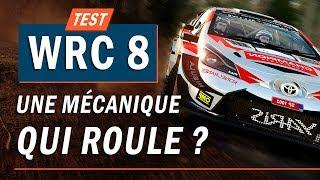 Vidéo-Test : WRC 8 : Une mécanique qui roule ? | TEST