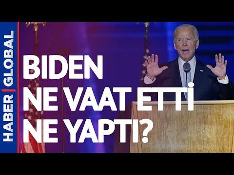 Skandalların Başkanı Biden'ın İlk 100 Günü!