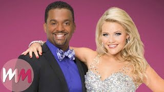 Top 10 Dancing with the Stars Couples of ALL TIME