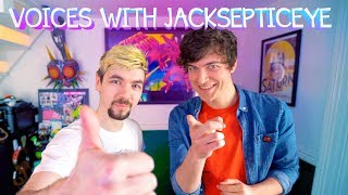VOICES WITH JACKSEPTICEYE