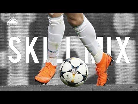 Ultimate Football Skills 2018 - Skill Mix #5 | 4K