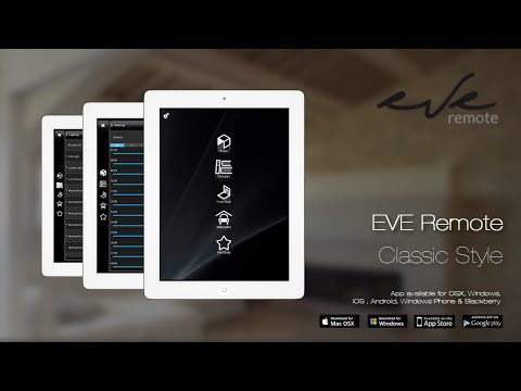 EVE Remote Classic Style