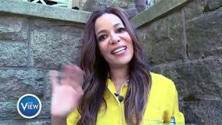 Sunny Hostin's Chicken Coop Tour | The View