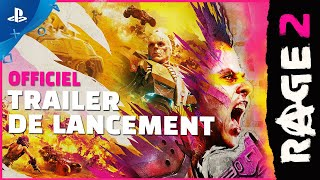 Rage 2 :  bande-annonce