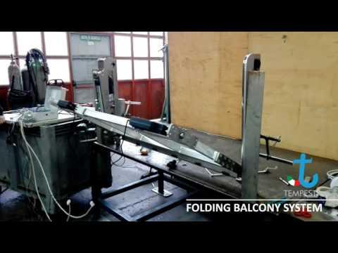 Folding Balcony System