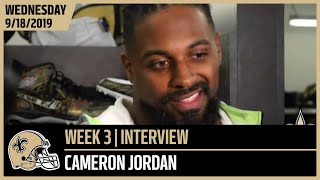 Cam Jordan on Creating Turnovers, Russell Wilson Before Week 3 at Seahawks | New Orleans Saints
