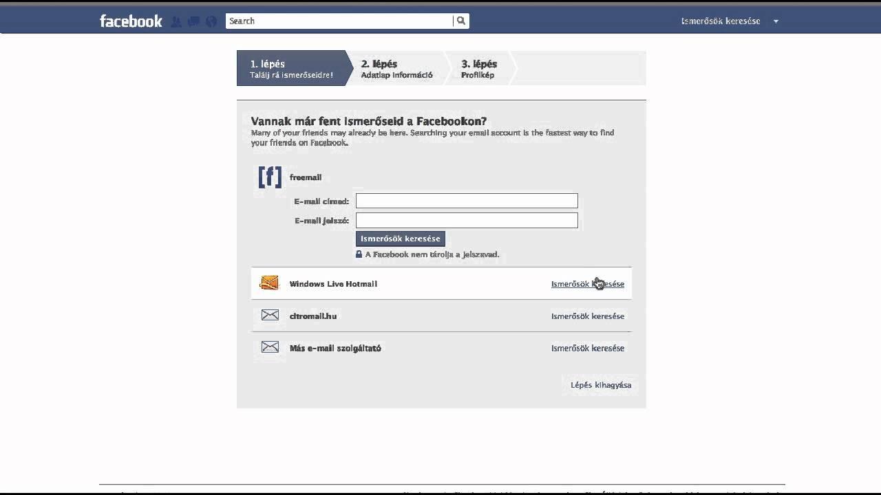 Facebook.Hu Bejelentkezés Magyar