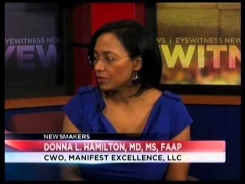 Employee Benefits of Worksite Wellness Program Participation-Health Speaker  Donna Hamilton, MD