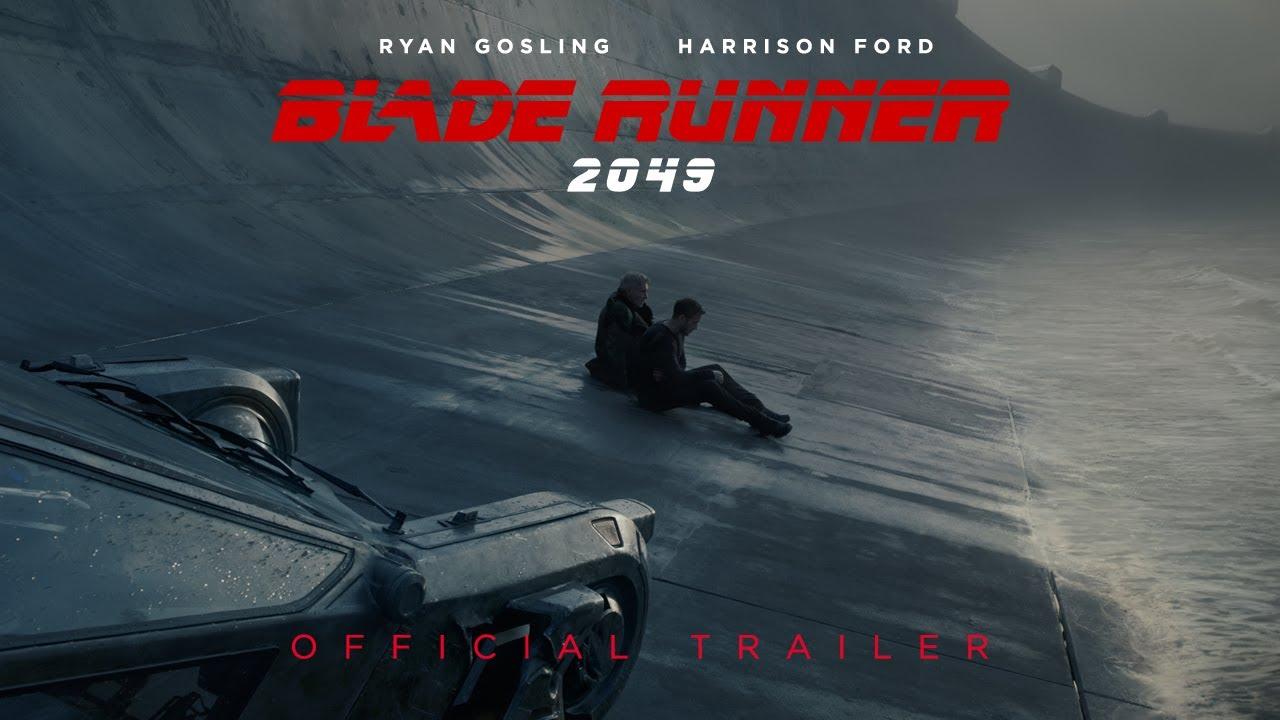 watch Blade Runner 2049 Theatrical Trailer #2