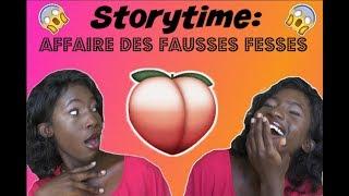 Story Time: affaire des fausses fesses à l'école la honte de ma vie